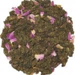 Иван-чай Ветлужский с чайной розой