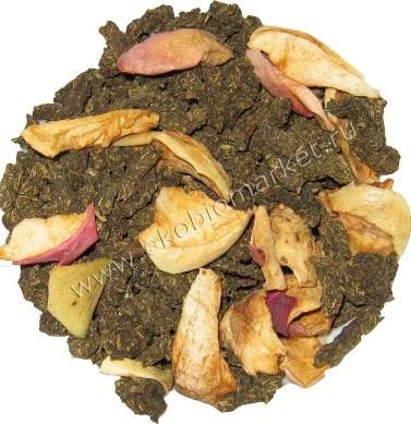 чай с яблоком для похудения